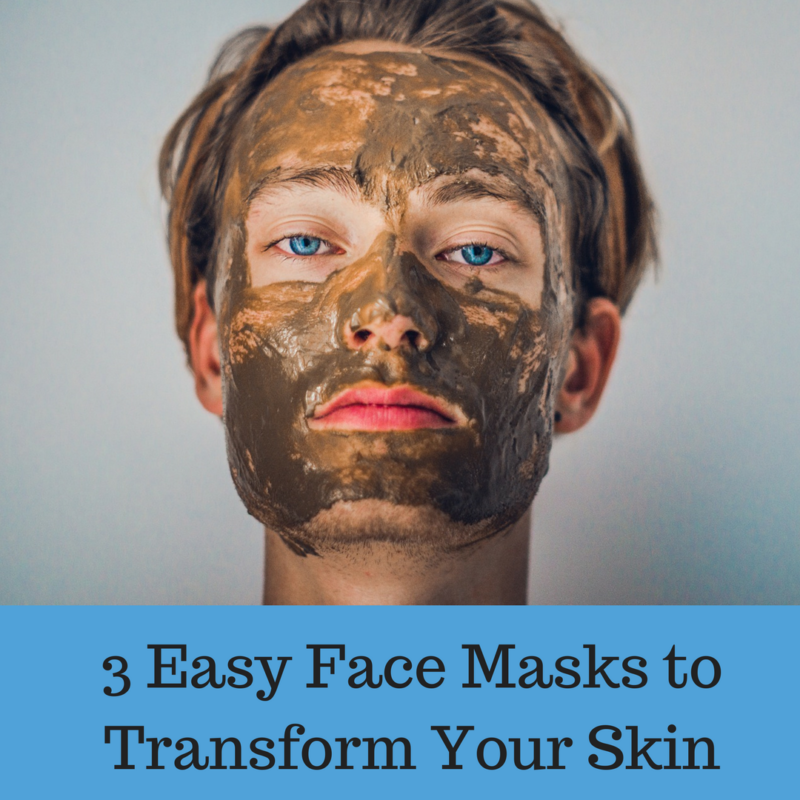 3 DIY Face Masks to Transform Your Dull Winter Skin