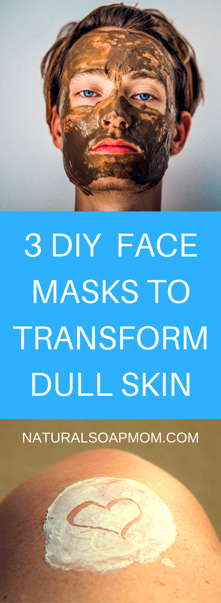 Has your skin gone from glowing - to dull and lifeless? The harsh months of winter take a toll on your skin. Bring the glow back to your skin with these 3 DIY Face Masks. They work great and are simple to whip up!