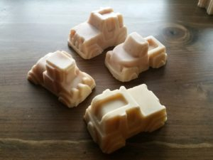 Handmade all natural soap to stop kids smelly armpits