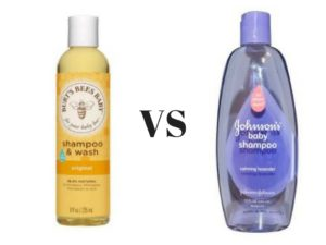 "Uncover the truth about your natural baby shampoo. The best baby shampoo may be different than you think. Learn what natural and organic baby shampoo really means. Many brands say they are ""natural"" yet contain few natural ingredients. How does your shampoo stack up? @naturalsoapmom.com #babybath #babybathproducts #babyskincareproducts #babybathingskincare #naturalbaby #healthybaby"