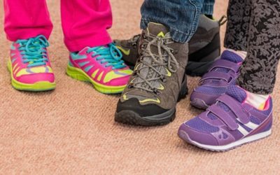 Why You Need a No Shoes In the House Policy if You Have Little Kids