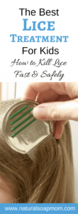 Are you looking for the best lice treatment for kids? Learn how to kill lice fast and safely. This 10 minute head lice remedy requires no pesticides on your child's head. Head lice removal and treatment is straight forward if you have the right tools and get cleaning. How to get rid of headlice simplified.