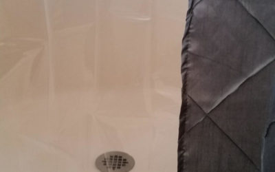 Banish Mold! 3 Shower Curtain Liner Cleaning Hacks