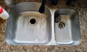 Tired Of A Dirty Looking Sink? Learn How To Make Your Own DIY Kitchen Sink