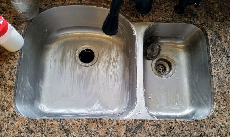 Superbe Tired Of A Dirty Looking Sink? Learn How To Make Your Own DIY Kitchen Sink