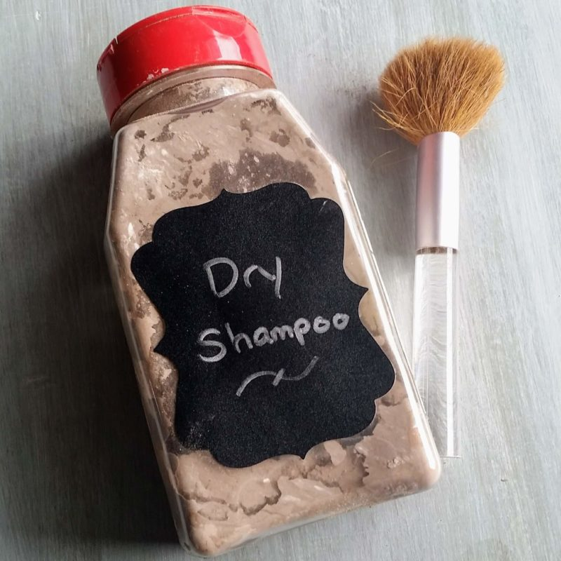 This Is The Best Diy Dry Shampoo Recipe Products Like Batiste Contain Toxic