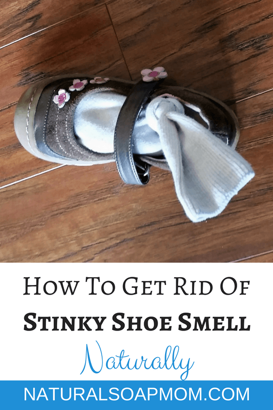 Stinky shoes remedies